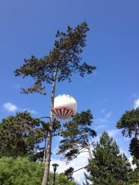 Bournemouth Eye, Ballon für etwa 20 Personen - Bournemouth