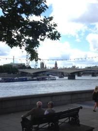 London Eye, BIg Ben, Westminster Abby - London