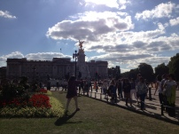 Buckingham Palace- London