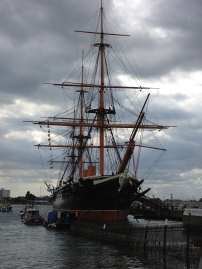 Portsmouth - Schiff